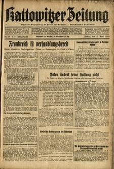 Kattowitzer Zeitung, 1936, Jg. 68, Nr.79