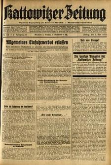 Kattowitzer Zeitung, 1936, Jg. 68, Nr.108