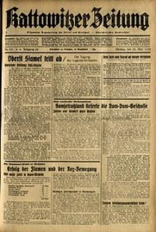 Kattowitzer Zeitung, 1936, Jg. 68, Nr.121