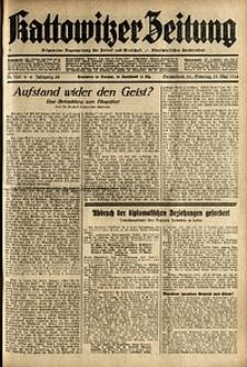 Kattowitzer Zeitung, 1936, Jg. 68, Nr.126