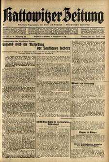 Kattowitzer Zeitung, 1936, Jg. 68, Nr.137