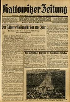 Kattowitzer Zeitung, 1936, Jg. 68, Nr.217