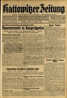 Kattowitzer Zeitung, 1936, Jg. 68, Nr.219