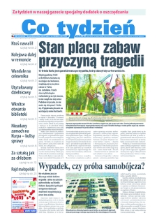 Co Tydzień Jaworzno, 2007, R.17, nr39 (835)