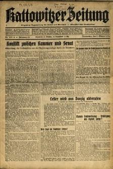 Kattowitzer Zeitung, 1936, Jg. 68, Nr.231