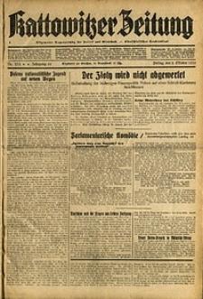 Kattowitzer Zeitung, 1936, Jg. 68, Nr.232