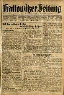 Kattowitzer Zeitung, 1936, Jg. 68, Nr.241
