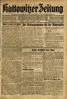 Kattowitzer Zeitung, 1936, Jg. 68, Nr.253