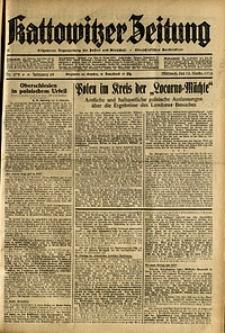 Kattowitzer Zeitung, 1936, Jg. 68, Nr.272