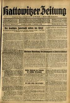 Kattowitzer Zeitung, 1936, Jg. 68, Nr.276