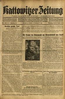 Kattowitzer Zeitung, 1936, Jg. 68, Nr.304