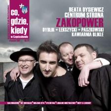 Co, gdzie, kiedy w Częstochowie, 2011, nr1 (77)