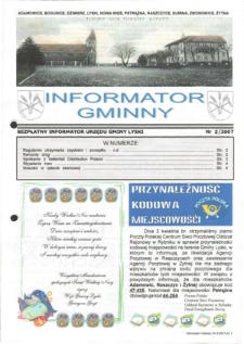 Informator Gminny - Lyski, 2007, nr2