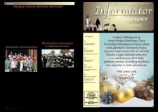Informator Gminny - Lyski, 2012, nr9