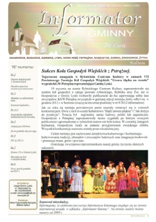Informator Gminny - Lyski, 2013, nr1