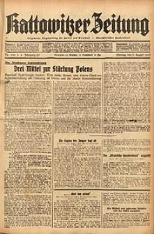 Kattowitzer Zeitung, 1937, Jg. 69, nr180