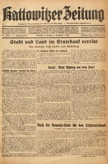 Kattowitzer Zeitung, 1937, Jg. 69, nr228