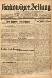 Kattowitzer Zeitung, 1937, Jg. 69, nr242