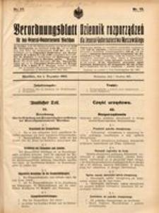 Verordnungsblatt für das General-Gouvernement Warschau, 1915, Nr. 13