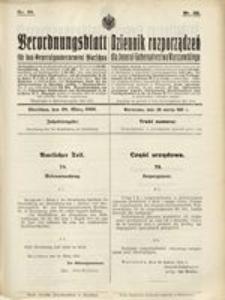 Verordnungsblatt für das Generalgouvernement Warschau, 1916, Nr. 26