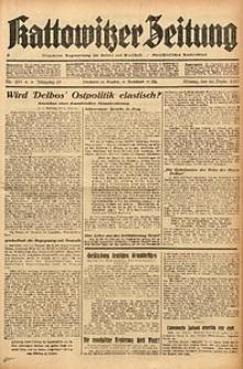 Kattowitzer Zeitung, 1937, Jg. 69, nr291