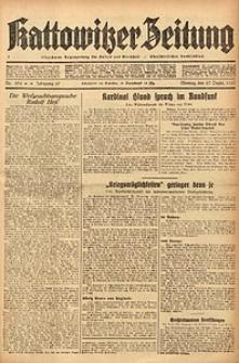 Kattowitzer Zeitung, 1937, Jg. 69, nr296