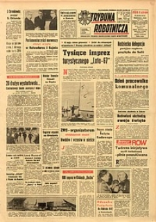 Trybuna Robotnicza, 1967, nr111