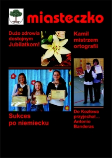 Miasteczko, 2011, nr5 (89)