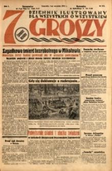 Siedem Groszy, 1932, R. 1, nr 103