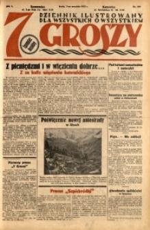 Siedem Groszy, 1932, R. 1, nr 109