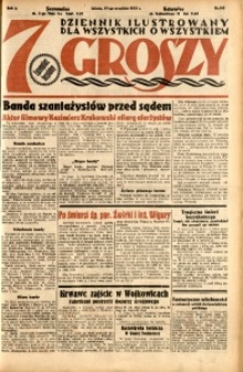 Siedem Groszy, 1932, R. 1, nr 119