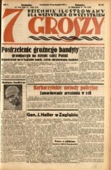 Siedem Groszy, 1932, R. 1, nr 128