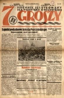 Siedem Groszy, 1932, R. 1, nr 137