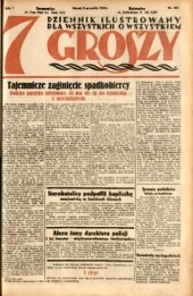 Siedem Groszy, 1932, R. 1, nr 143