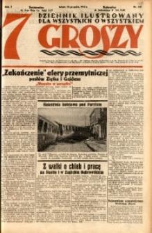 Siedem Groszy, 1932, R. 1, nr 147
