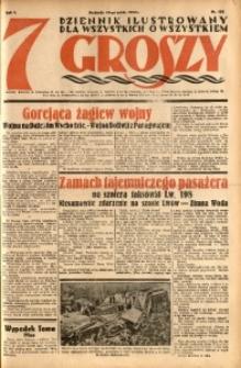 Siedem Groszy, 1932, R. 1, nr 155