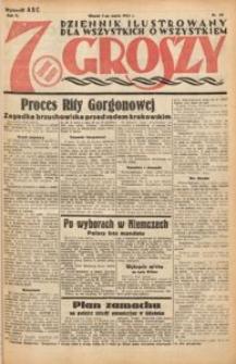 Siedem Groszy, 1933, R. 2, nr 66