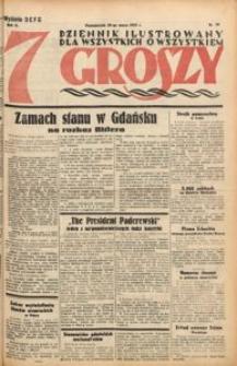 Siedem Groszy, 1933, R. 2, nr 79