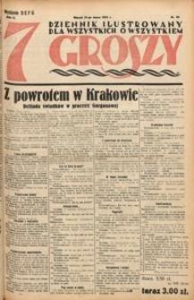 Siedem Groszy, 1933, R. 2, nr 80