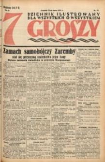 Siedem Groszy, 1933, R. 2, nr 82