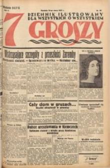 Siedem Groszy, 1933, R. 2, nr 85