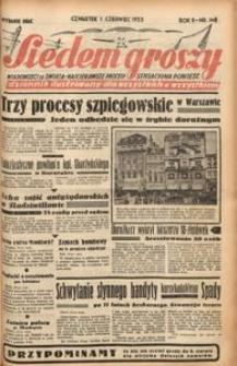 Siedem Groszy, 1933, R. 2, nr 148