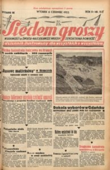 Siedem Groszy, 1933, R. 2, nr 153