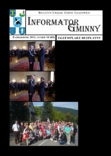 Informator Gminny - Gaszowice, 2012, nr10 (82)