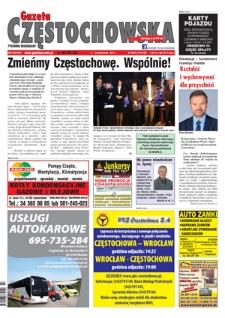 Gazeta Częstochowska, 2014, nr39-40 (1179-1180)