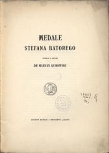 Medale Stefana Batorego