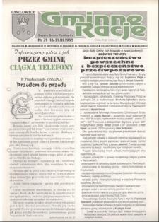 Racje Gminne, 1995, nr6 (21)