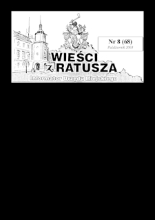 Wieści z Ratusza, 2003, nr8 (68)