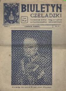 Biuletyn Czeladzki, 1935, R. 1, nr 2