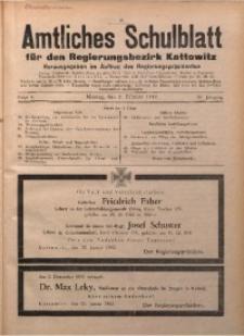 Amtliches Schulblatt für den Regierungsbezirk Kattowitz, 1942, Jg. 3, Folge 4